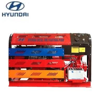 May bom chua chay Hyundai 18.5kw