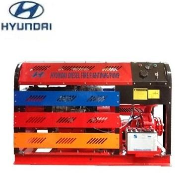 May bom chua chay Hyundai 75kw