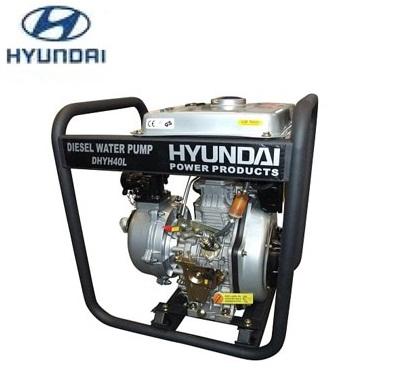 Máy bơm chữa cháy Hyundai