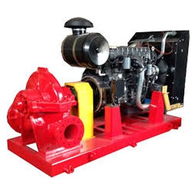 tại sao nên dùng máy bơm chữa cháy Diesel